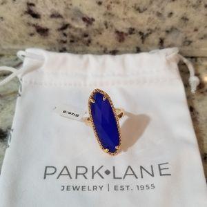 Park Lane Bleu Ring